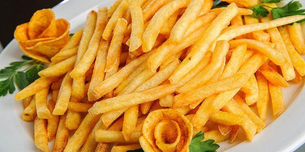 Как правильно делать картошку фри