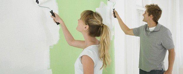 Как выбрать хорошую краску для стен?