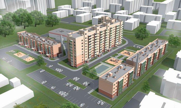 Купить квартиру в Ульяновске в ЖК Нордпарк