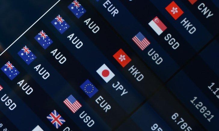 рынок форекс валютные пары