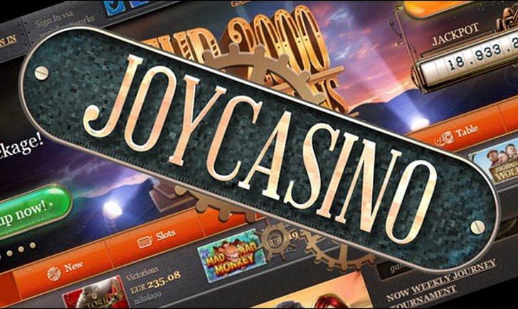 играть онлайн джой казино