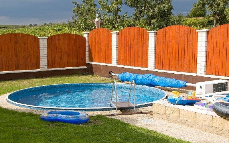 морозоустойчивый бассейн для дачи