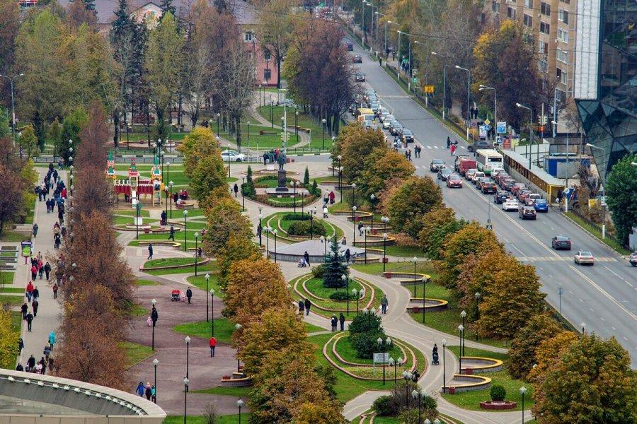 Новостройки в городе Железнодорожный
