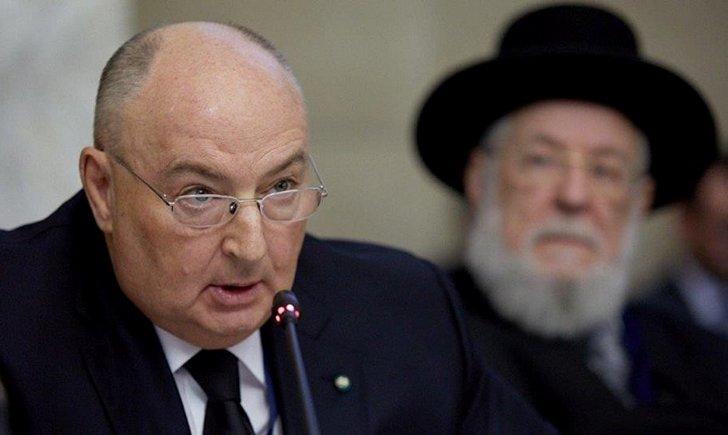 Вячеслав Моше Кантор, президент Европейского еврейского конгресса (ЕЕК)
