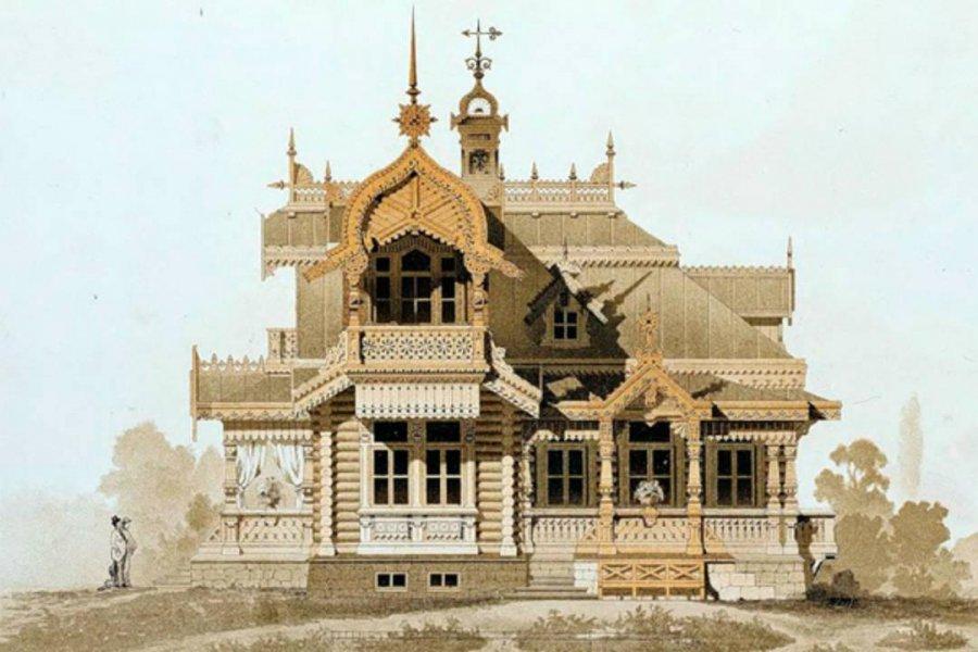 Барокко в архитектуре России | 600x900