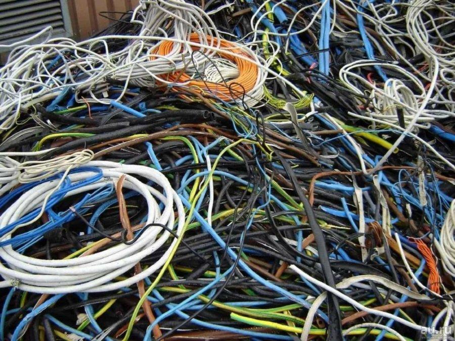 сдать кабель бу