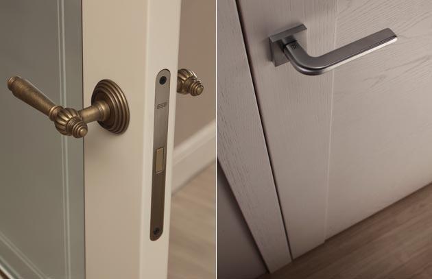 фурнитура для межкомнатных дверей